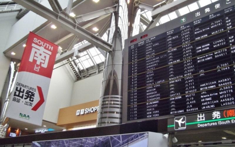 成田空港で受け取れる海外WiFiレンタル